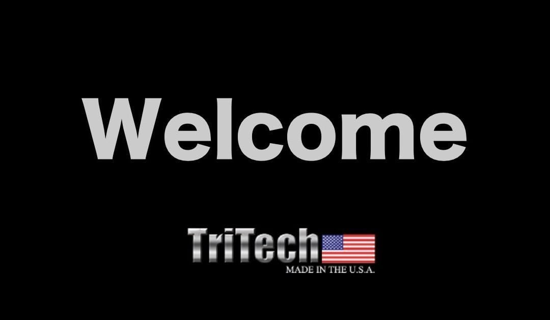 Welcome To Our New Website / TriTech Industries